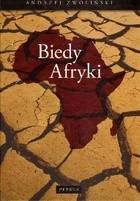 Okładka książki Biedy Afryki