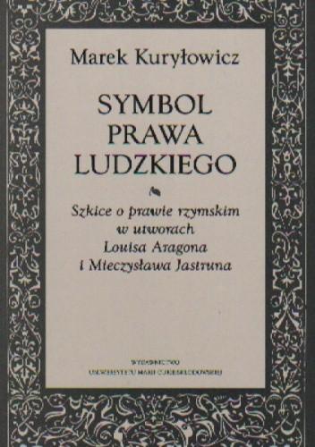 Okładka książki Symbol prawa ludzkiego
