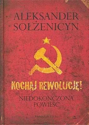 Okładka książki Kochaj Rewolucję