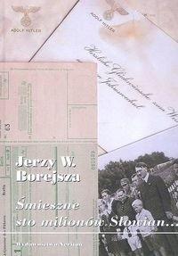 Okładka książki Śmieszne sto milionów Słowian...