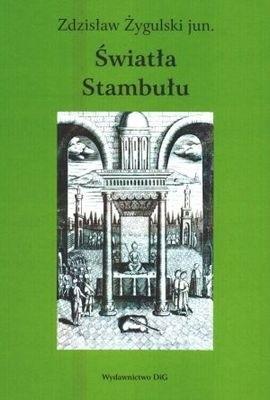 Okładka książki Światła Stambułu