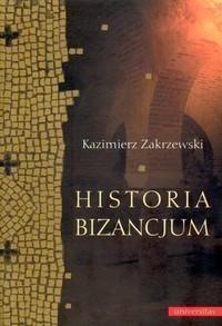 Okładka książki Historia Bizancjum