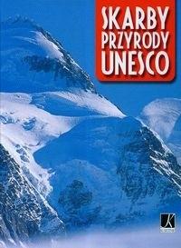 Okładka książki Skarby przyrody Unesco/op.tw./