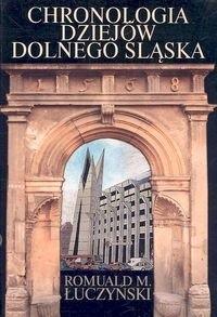 Okładka książki Chronologia dziejów Dolnego śląska