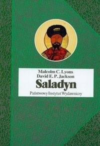 Okładka książki Saladyn. Polityka świętej wojny