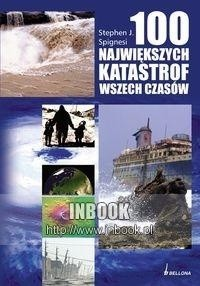 Okładka książki 100 Największych katastrof wszech czasów