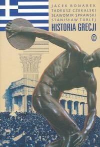 Okładka książki Historia Grecji