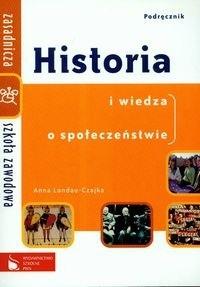 Okładka książki Historia i WOS. Podręcznik