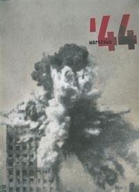 Okładka książki Warszawa 44