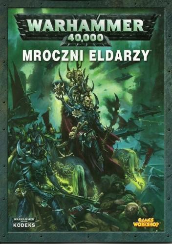 Okładka książki Mroczni Eldarzy