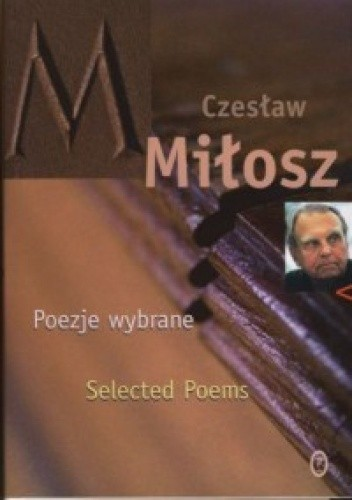 Okładka książki Poezje wybrane. Selected poems
