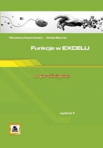 Okładka książki Funkcje w Excelu w praktyce