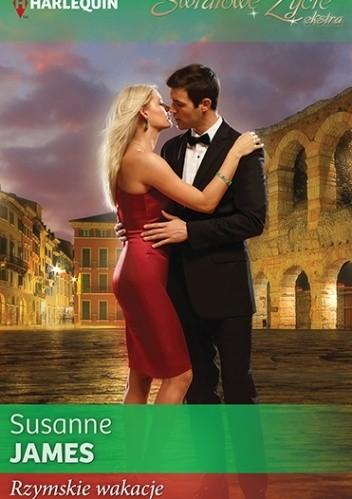 Okładka książki Rzymskie wakacje
