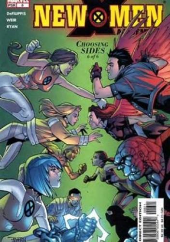Okładka książki New X-Men Vol 2 #6