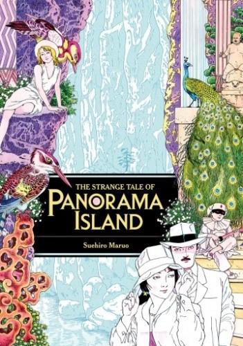 Okładka książki The Strange Tale of Panorama Island