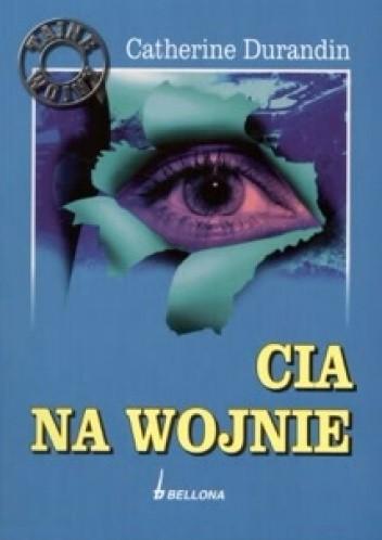 Okładka książki CIA na wojnie