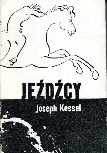 Okładka książki Jeźdźcy