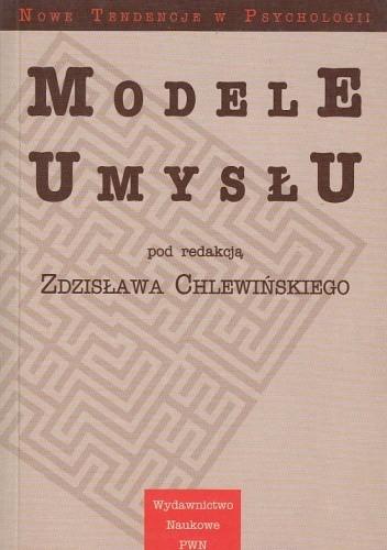 Okładka książki Modele umysłu