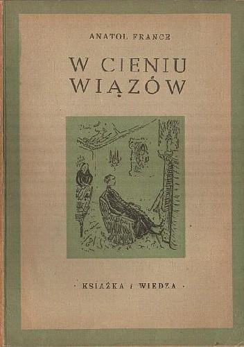 Okładka książki W cieniu wiązów