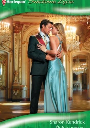 Okładka książki Ślub w pałacu