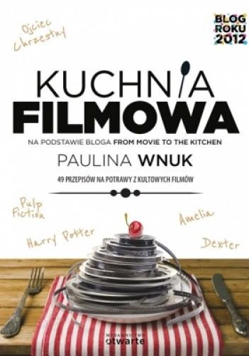 Okładka książki Kuchnia filmowa