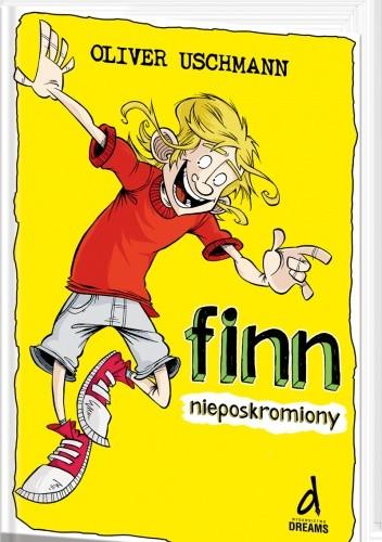 Okładka książki Finn nieposkromiony
