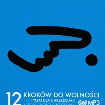 Okładka książki 12 kroków do wolności