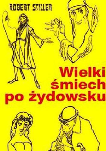 Okładka książki Wielki śmiech po żydowsku