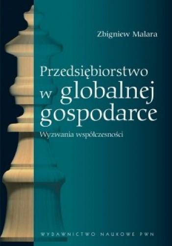 Okładka książki Przedsiębiorstwo w globalnej gospodarce