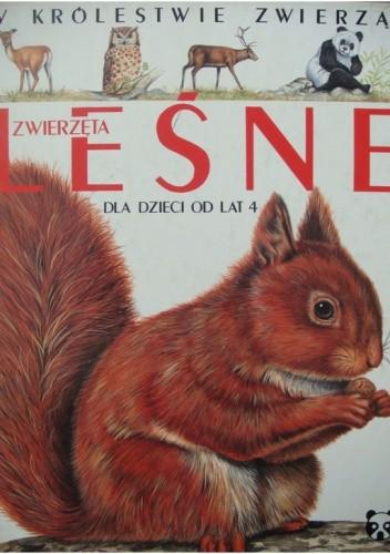 Okładka książki Zwierzęta leśne