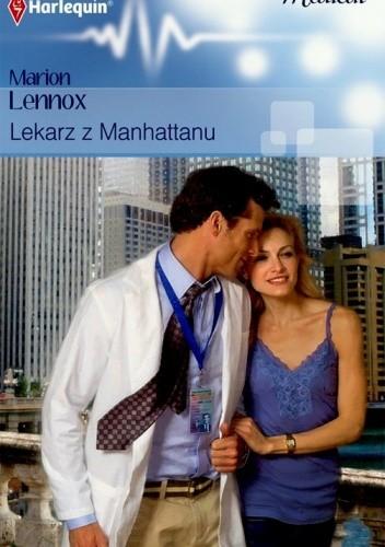 Okładka książki Lekarz z Manhattanu