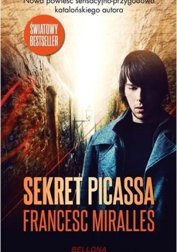 Okładka książki Sekret Picassa