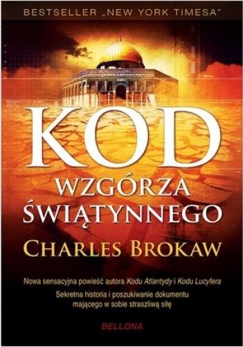 Okładka książki Kod wzgórza świątynnego