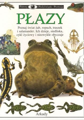 Okładka książki Płazy