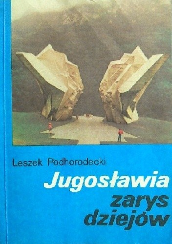 Okładka książki Jugosławia. Zarys dziejów