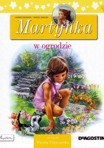 Okładka książki Martynka w ogrodzie