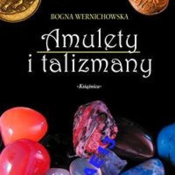 Okładka książki AMULETY I TALIZMANY