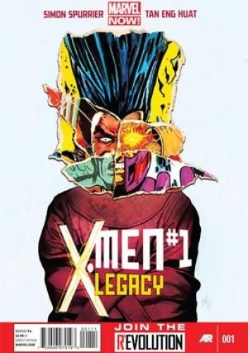 Okładka książki X-Men: Legacy Vol 2 #1