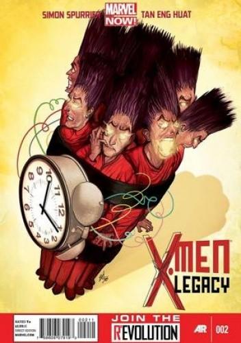 Okładka książki X-Men: Legacy vol. 2 #2