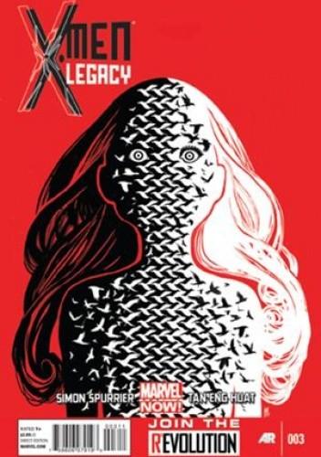 Okładka książki X-Men: Legacy Vol 2 #3