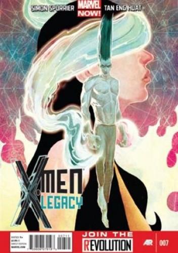Okładka książki X-Men: Legacy Vol 2 #7