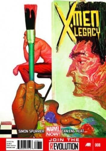 Okładka książki X-Men: Legacy Vol 2 #8