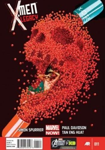 Okładka książki X-Men: Legacy Vol 2 #11
