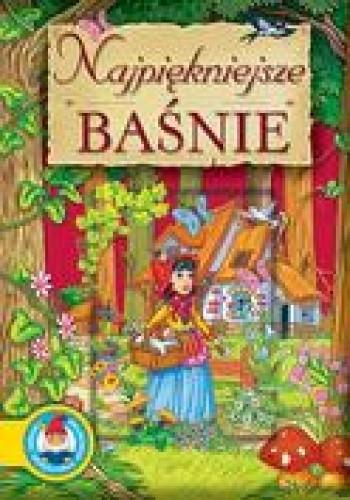 Okładka książki Najpiękniejsze baśnie