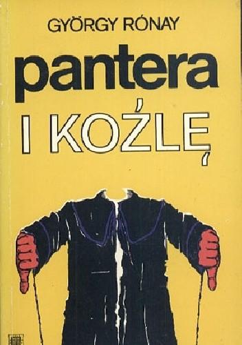 Okładka książki Pantera i koźlę