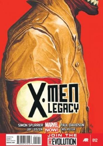 Okładka książki X-Men: Legacy Vol 2 #12