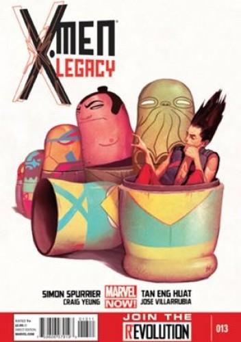 Okładka książki X-Men: Legacy Vol 2 #13