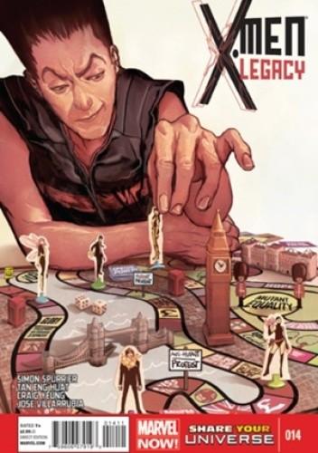 Okładka książki X-Men: Legacy vol. 2 #14