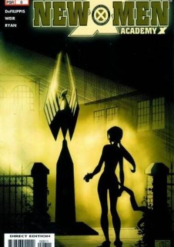 Okładka książki New X-Men vol. 2 #8