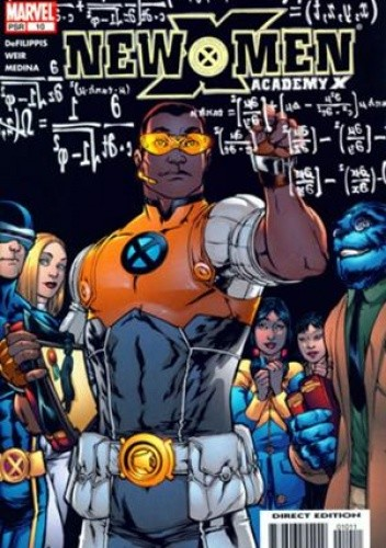Okładka książki New X-Men Vol 2 #10